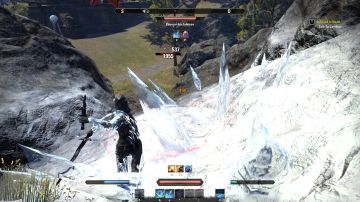 Immagine -4 del gioco The Elder Scrolls Online: Morrowind per Playstation 4