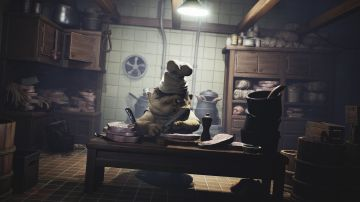 Immagine -3 del gioco LITTLE NIGHTMARES per Playstation 4