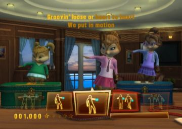 Immagine 0 del gioco Alvin & The Chipmunks per Nintendo Wii