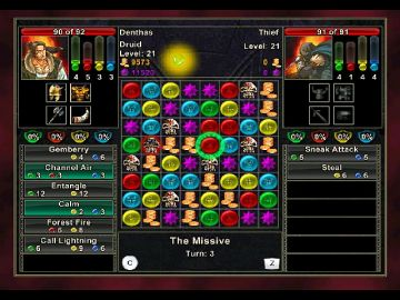 Immagine -4 del gioco Puzzle Quest: Challenge of the Warlords per Playstation 2