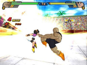 Immagine -1 del gioco Dragon Ball Z - Budokai Tenkaichi 3 per Nintendo Wii