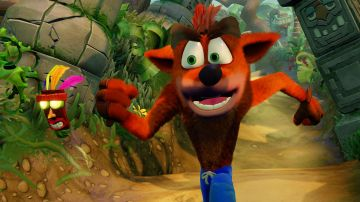 Immagine -3 del gioco Crash Bandicoot N. Sane Trilogy per Playstation 4