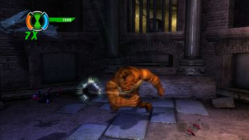 Immagine -4 del gioco Ben 10: Ultimate Alien: Cosmic Destruction per Nintendo Wii