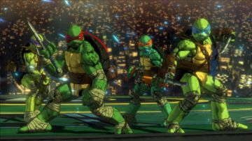 Immagine -5 del gioco Teenage Mutant Ninja Turtles: Mutanti a Manhattan per Playstation 4