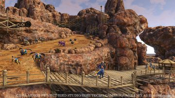 Immagine -4 del gioco Dragon Quest Heroes II per Playstation 4