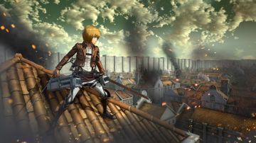 Immagine -1 del gioco Attack on Titan: Wings of Freedom per Xbox One