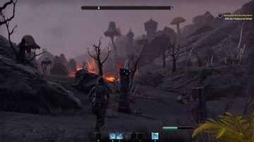 Immagine -5 del gioco The Elder Scrolls Online: Morrowind per Playstation 4