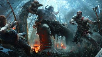 Immagine -5 del gioco God of War per Playstation 4