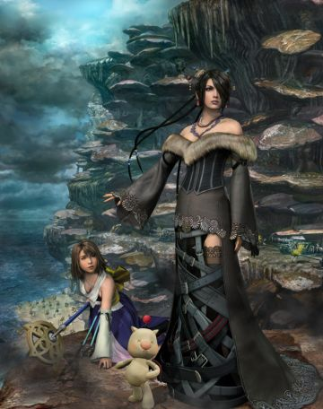 Immagine -5 del gioco Final Fantasy X-X-2 HD per Playstation 3