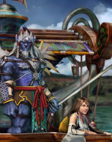 Immagine -3 del gioco Final Fantasy X-X-2 HD per Playstation 3