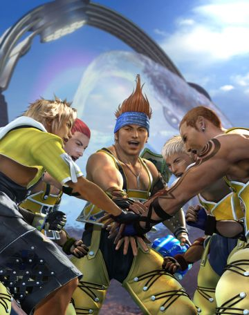 Immagine -1 del gioco Final Fantasy X-X-2 HD per Playstation 3
