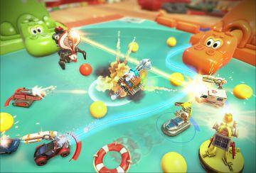 Immagine -4 del gioco Micro Machines: World Series per Playstation 4