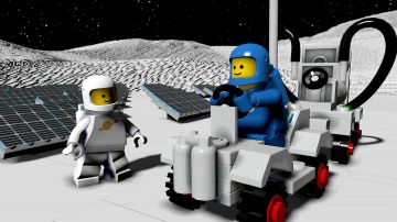 Immagine -3 del gioco LEGO Worlds per Playstation 4