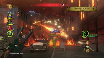 Immagine -2 del gioco Teenage Mutant Ninja Turtles: Mutanti a Manhattan per Xbox 360