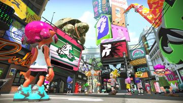 Immagine -2 del gioco Splatoon 2 per Nintendo Switch