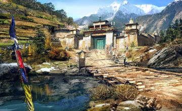 Immagine 0 del gioco Far Cry 4 per Playstation 3
