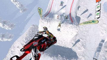 Immagine -16 del gioco Snow Moto Racing Freedom per Nintendo Switch