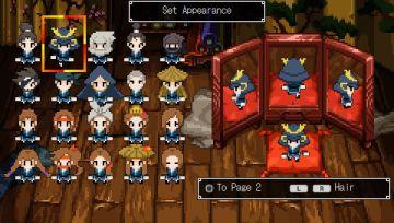 Immagine -4 del gioco Cladun Returns: This Is Sengoku! per PSVITA