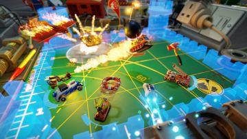 Immagine -3 del gioco Micro Machines: World Series per Playstation 4
