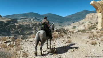 Immagine 1 del gioco Metal Gear Solid V: The Phantom Pain per Playstation 3