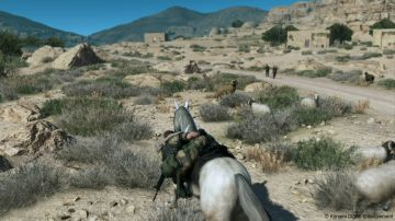 Immagine 3 del gioco Metal Gear Solid V: The Phantom Pain per Playstation 3