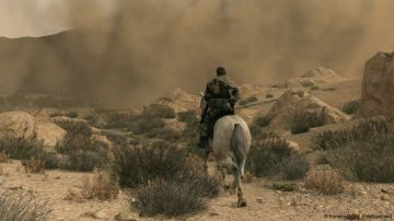 Immagine -2 del gioco Metal Gear Solid V: The Phantom Pain per Playstation 3
