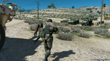 Immagine -1 del gioco Metal Gear Solid V: The Phantom Pain per Playstation 3