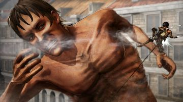 Immagine -3 del gioco Attack on Titan: Wings of Freedom per Xbox One
