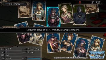 Immagine -1 del gioco Stranger of sword city per PSVITA