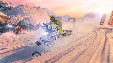 Immagine -5 del gioco Snow Moto Racing Freedom per Nintendo Switch