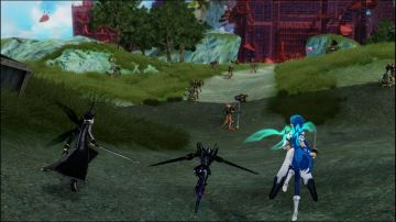 Immagine -1 del gioco Accel World VS. Sword Art Online per PSVITA