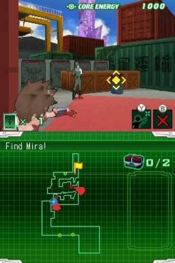 Immagine 5 del gioco Bakugan Battle Brawlers: I Difensori della Terra per Nintendo DS