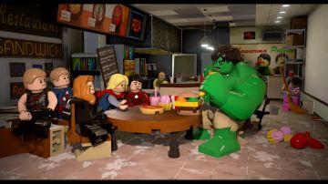 Immagine 0 del gioco LEGO Marvel's Avengers per Nintendo DS