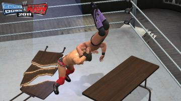Immagine -5 del gioco WWE Smackdown vs. RAW 2011 per Playstation 3