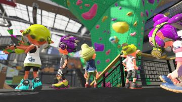Immagine -4 del gioco Splatoon 2 per Nintendo Switch