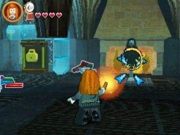 Immagine -3 del gioco LEGO Harry Potter: Anni 5-7 per Nintendo DS
