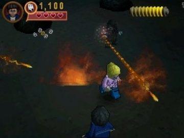 Immagine -2 del gioco LEGO Harry Potter: Anni 5-7 per Nintendo DS