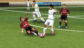 Immagine -5 del gioco FIFA 08 per Playstation PSP