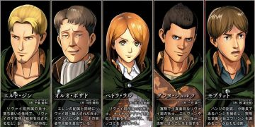 Immagine -5 del gioco Attack on Titan: Wings of Freedom per Xbox One