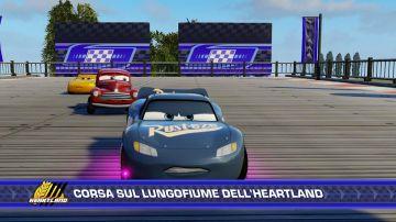 Immagine -1 del gioco Cars 3: In gara per la vittoria per Nintendo Wii U