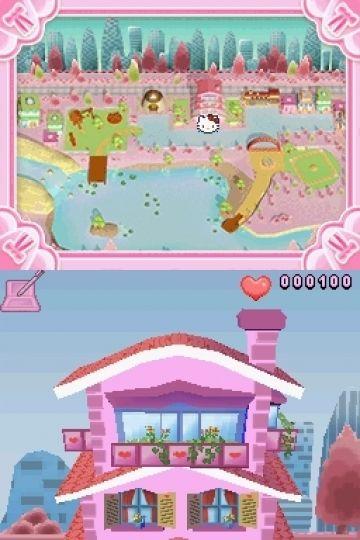 Immagine -1 del gioco Hello Kitty: Big City Dreams per Nintendo DS