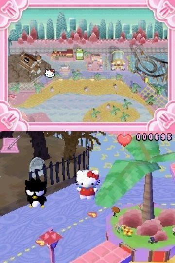 Immagine 0 del gioco Hello Kitty: Big City Dreams per Nintendo DS