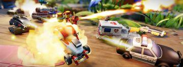 Immagine -1 del gioco Micro Machines: World Series per Playstation 4