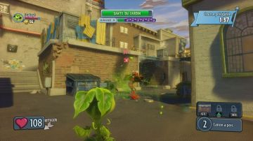 Immagine -1 del gioco Plants Vs Zombies Garden Warfare per Xbox 360