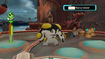Immagine -16 del gioco Ben 10: Alien Force: Vilgax Attacks per Playstation PSP