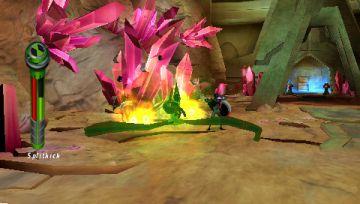 Immagine -15 del gioco Ben 10: Alien Force: Vilgax Attacks per Playstation PSP