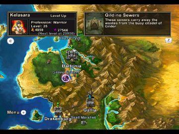 Immagine -4 del gioco Puzzle Quest: Challenge of the Warlords per Nintendo Wii