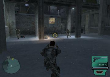 Immagine -1 del gioco Syphon Filter: Dark Mirror per Playstation 2