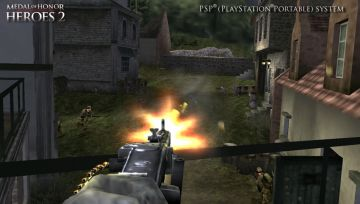 Immagine -5 del gioco Medal of Honor Heroes 2 per Playstation PSP