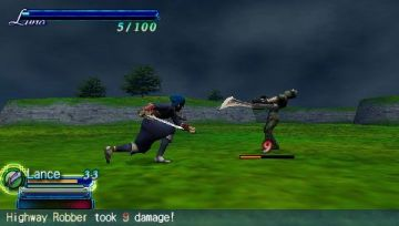 Immagine -2 del gioco Blade Dancer: Lineage of Light per Playstation PSP